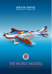 产品目录 The World Models (Airplanes)