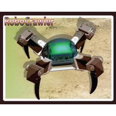 RoboCrawler 多足步行机器 (散件)