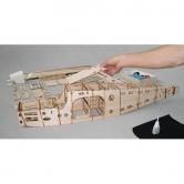 Pilatus PC-6 Porter 40 (组装木件) (不带烫塑膜)